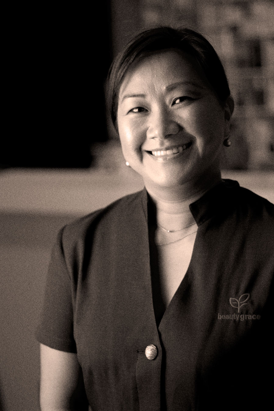 Portrait of Emmy Ong