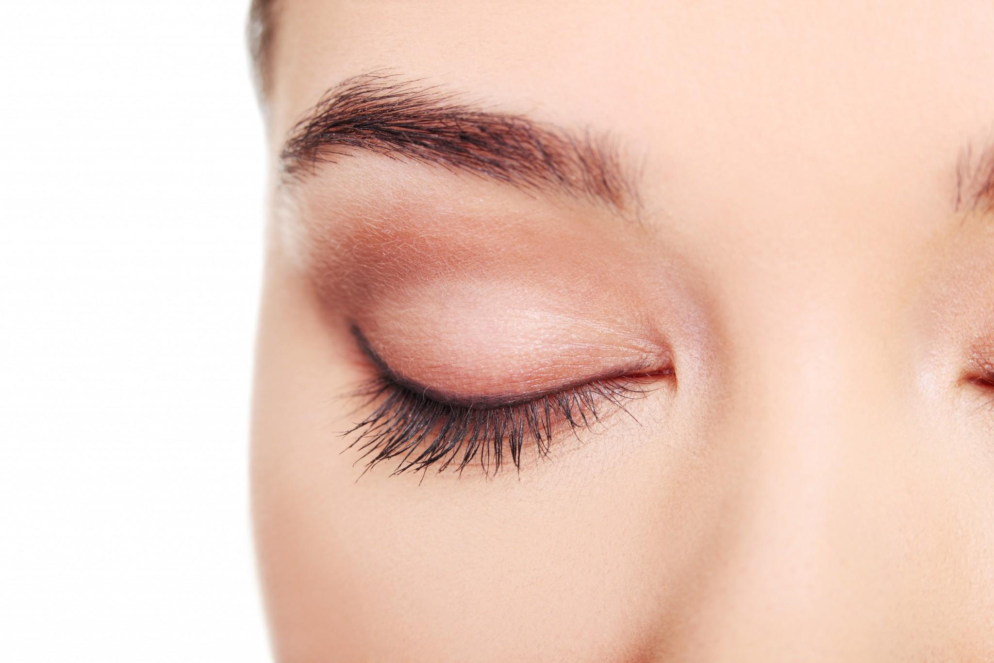 Eyelash and Brow Tinting - Beauty Grace