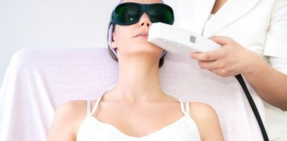 Laser At removal hair home facial