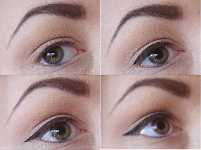 How To Do Cat Eyeliner On Hooded Eyes