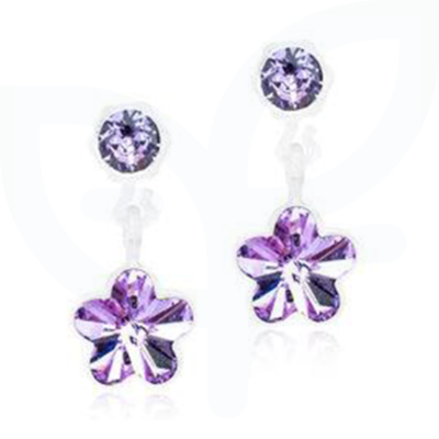 blomdahl-medical-plastic-dangle-flower-violet